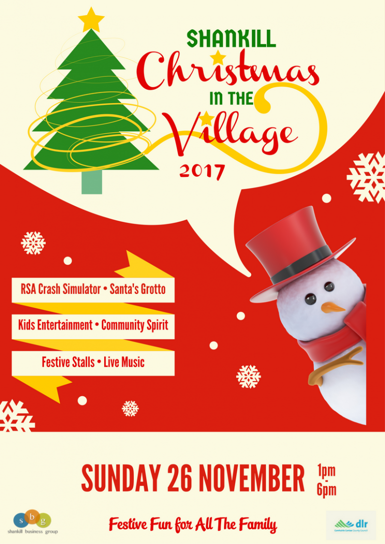 Shankill Christmas in the Village